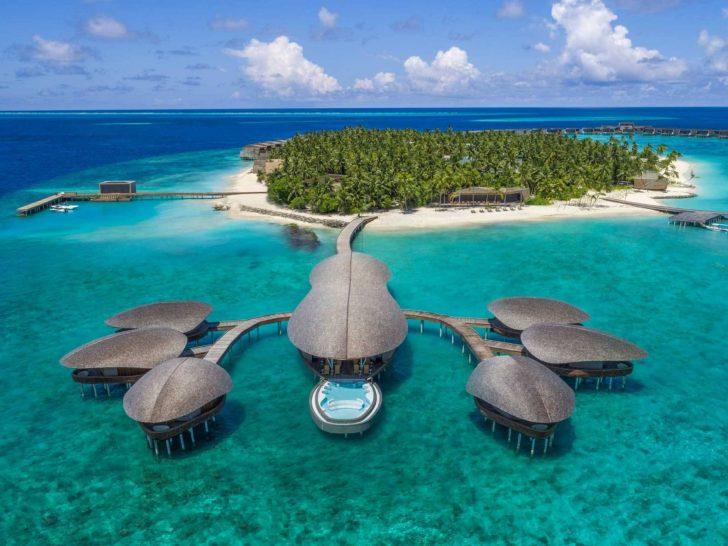 St Regis Vommuli Maldives Spa Overview