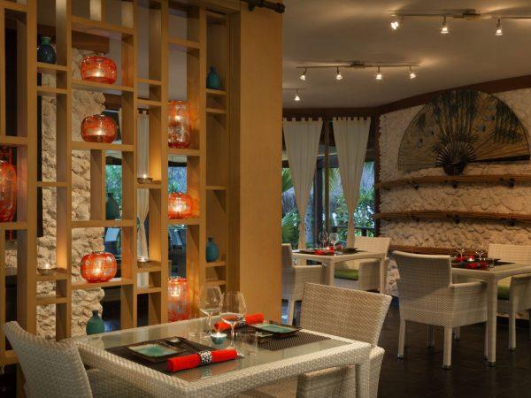 Sushi Take Restaurant Interior