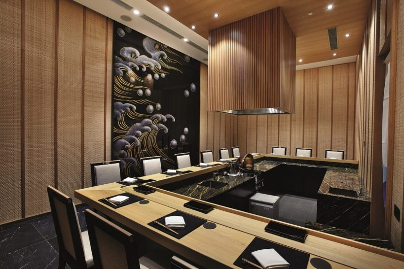 Taka by Sushi Saito St Regis Kuala Lumpur