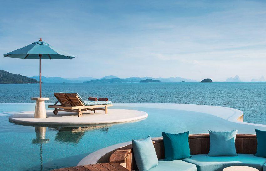 The Naka Island Phuket Infinity Pool