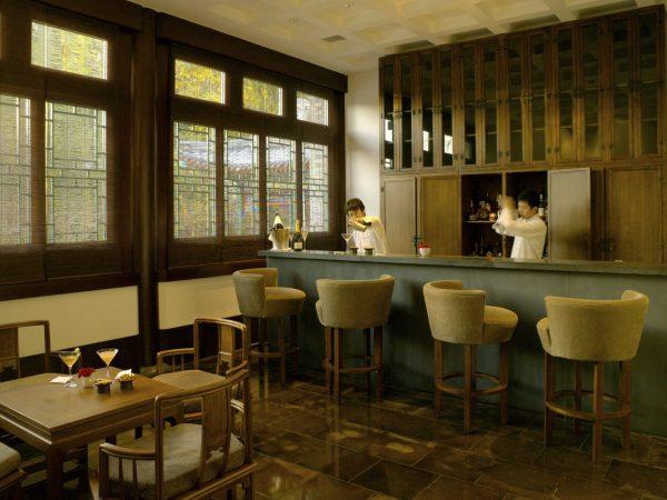 The Reflection Pavilion Bar