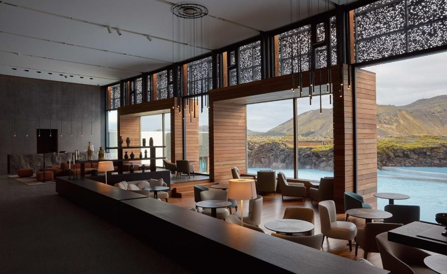 The Retreat Hotel Blue Lagoon Iceland Cafe