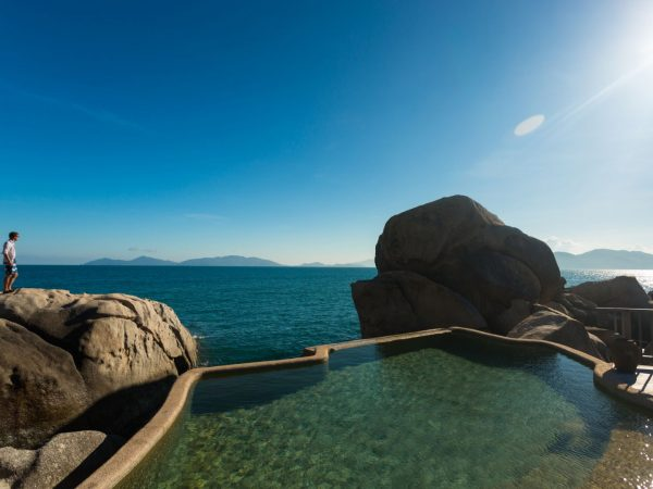 The Rock Retreat Pool