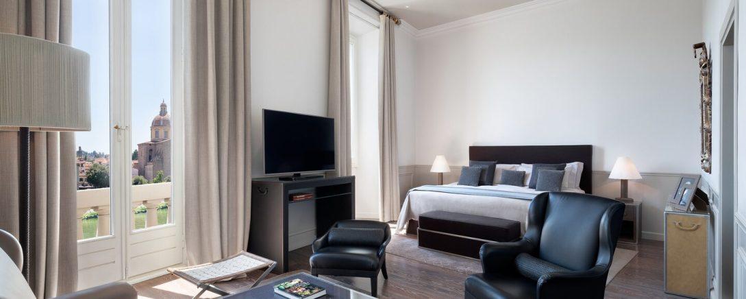 The St Regis Florence Bottega Veneta Suite