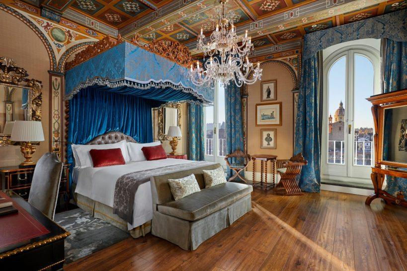 The St Regis Florence Royal Suite