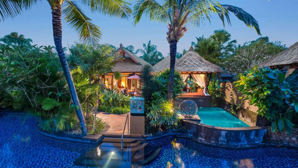 The St. Regis Bali Resort Lagoon Villa