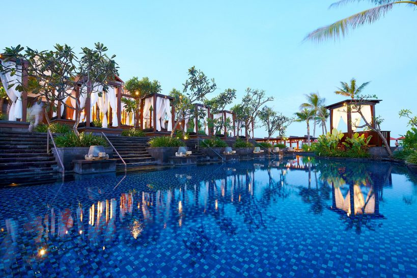 The St. Regis Bali Resort Pool
