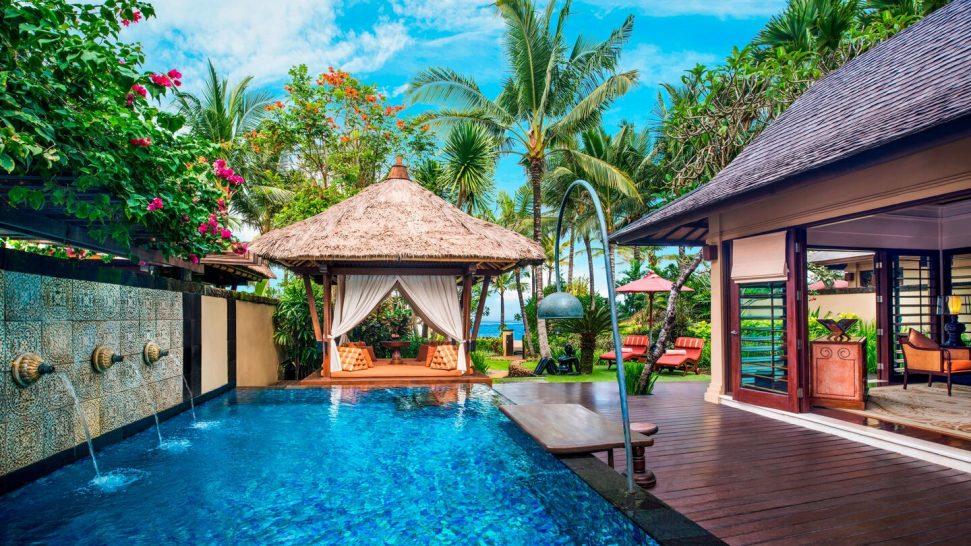 The St. Regis Bali Resort Pool Suite