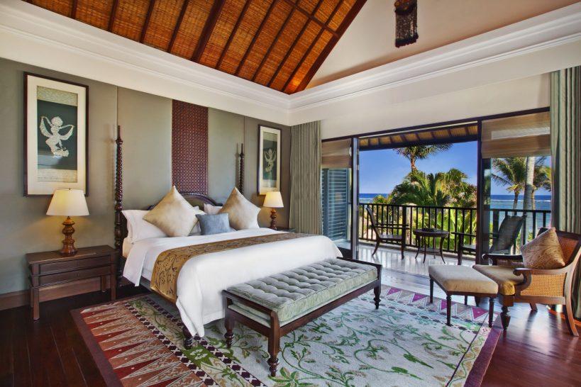 The Strand Residence Master Bedroom