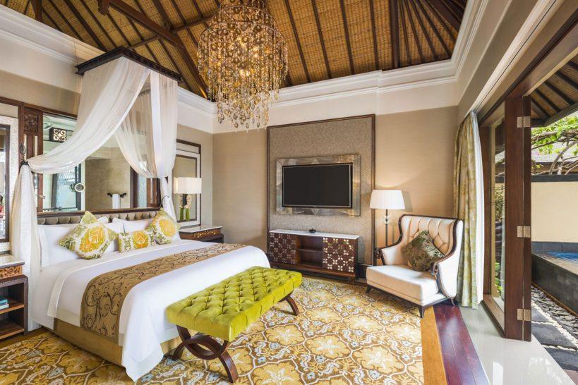 The Strand Villa Bedroom