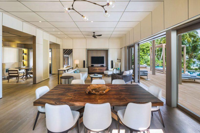 Two Bedroom Beach Suite Living Room