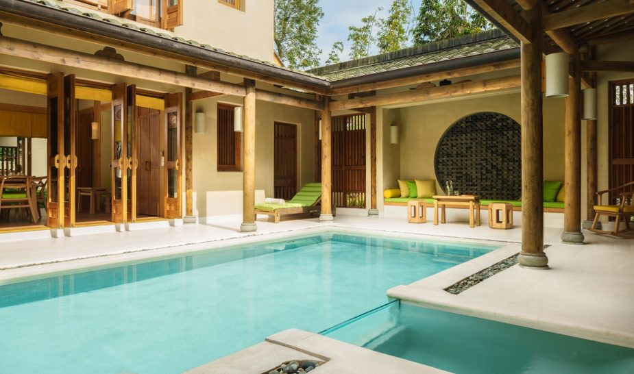 Two Bedroom Courtyard Pool Villa
