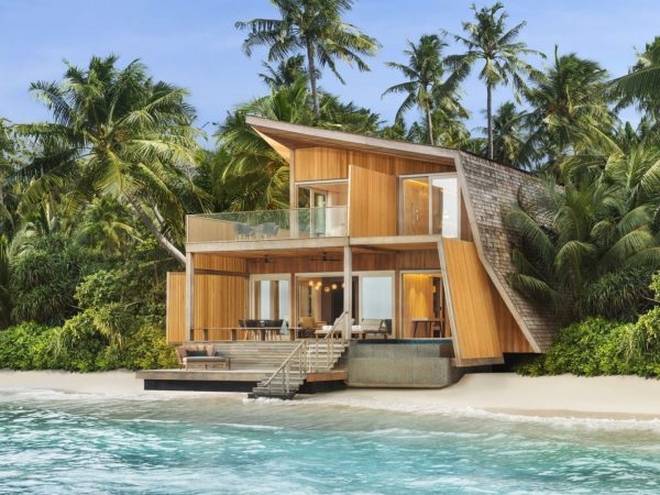 Two Bedroom Family Villa With Pool Exterior