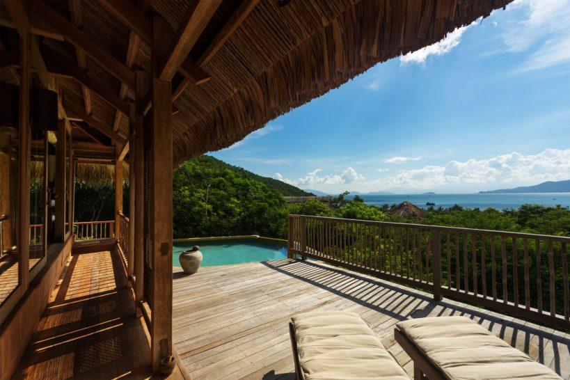 Two Bedroom Hilltop Pool Villa