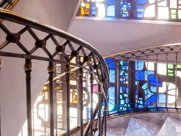 Villa Magna Stairs