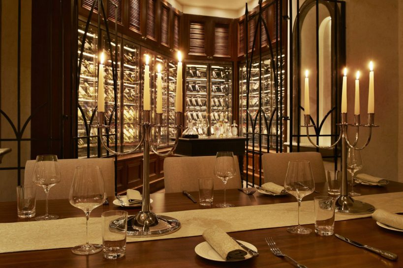 Villa Toscana Private Dining Room