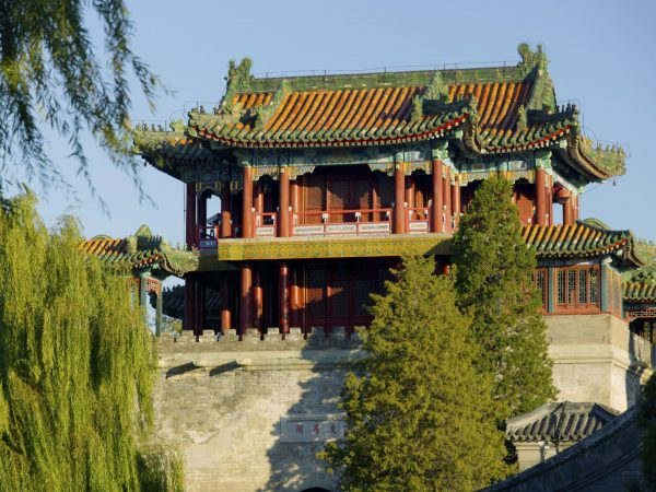 Wencheng Tower