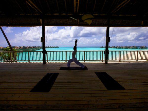 Yoga At Six Senses Spa