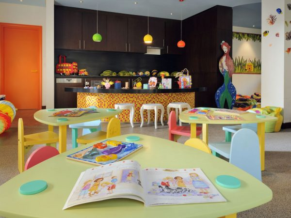 Park Hyatt Abu Dhabi Kids Club