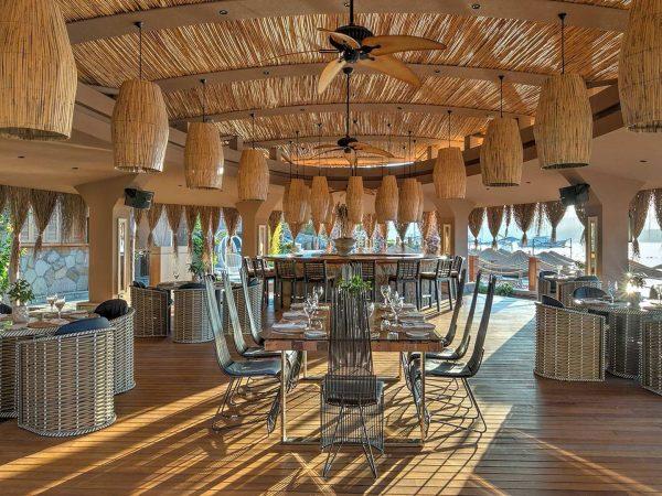 Caresse Bodrum La Plage Restaurant And Bar