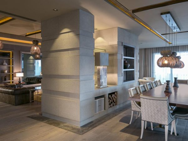 Caresse Bodrum Living Room Lounge Table