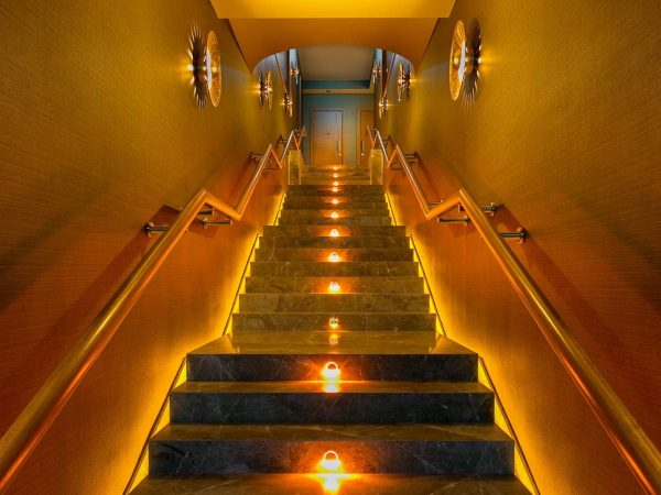 Caresse Bodrum SPA Caresse Stairs To Heaven