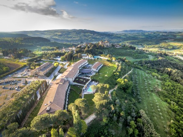 Castelfalfi Overview