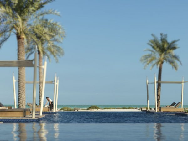 Park Hyatt Abu Dhabi Kids Club Pool