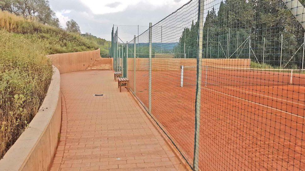 IL castelfalfi tennis