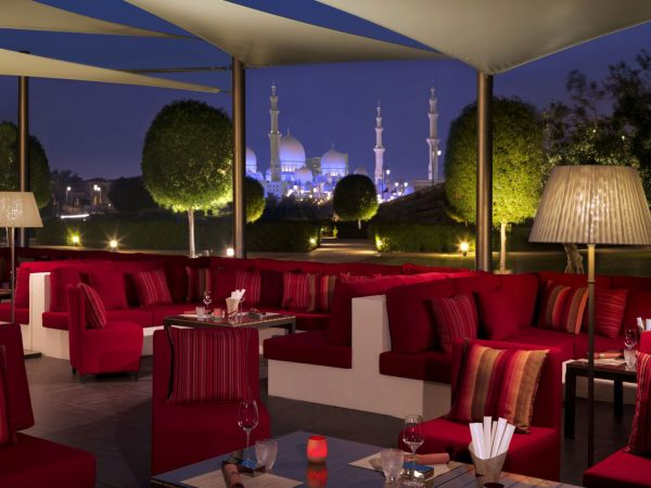 Ji Liang Restaurant Terrace