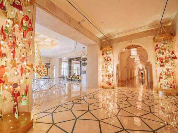 Four seasons resort dubai jumeirah Lobby Entrance