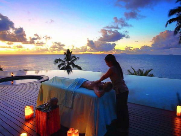 Rock Spa Massage