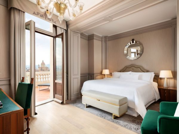 The Westin Excelsior Florence Belvedere Suite