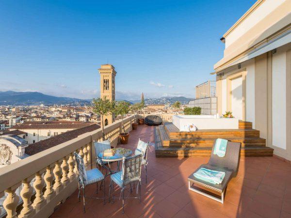 The Westin Excelsior Florence Junior Terrace Suite