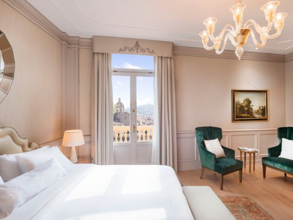 The Westin Excelsior Florence Presidential Suite