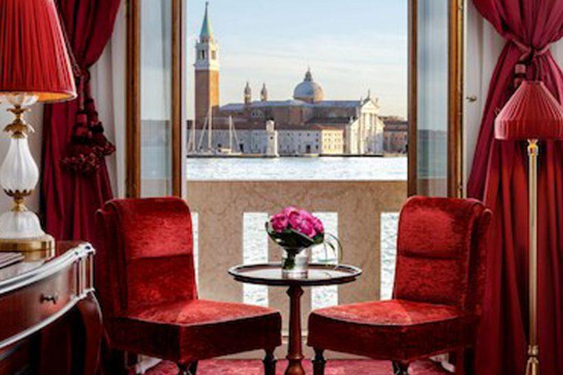 Venetian Lagoon View Room