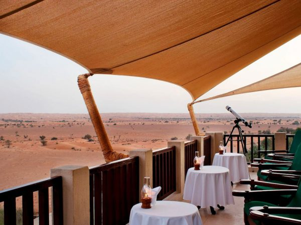 Al Maha Desert Resort and Spa Luxury Collection Bar