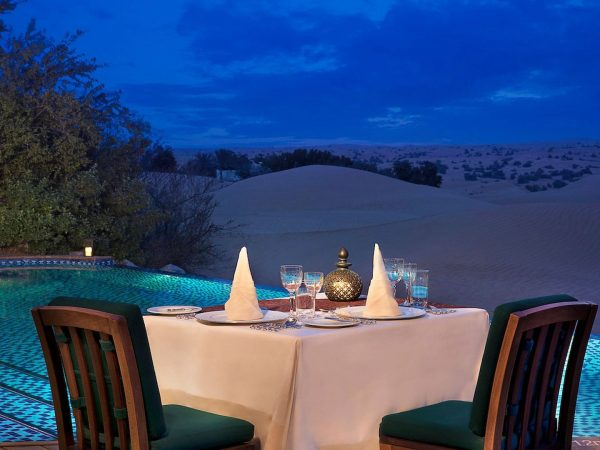 Al Maha Desert Resort and Spa Luxury Collection Emirates Suite