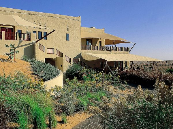 Al Maha Desert Resort and Spa Luxury Collection Exterior