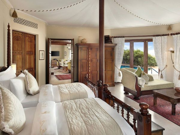Al Maha Desert Resort and Spa Luxury Collection Guest Room