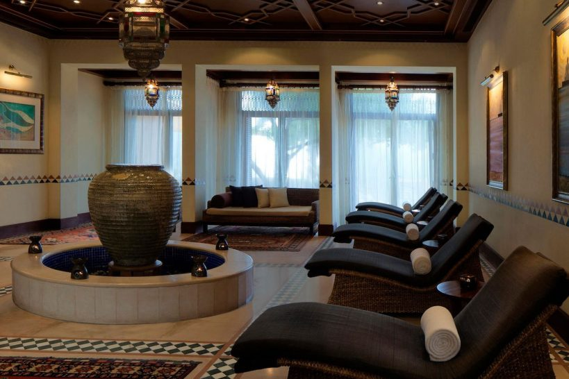 Al Maha Desert Resort and Spa Luxury Collection Spa