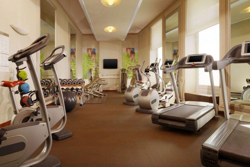 Flrwi Fitness Center