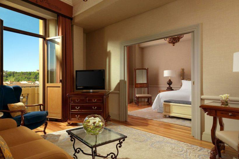 The Westin Excelsior Arno River Junior Suite