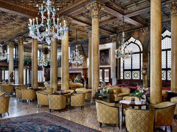Vcelc Dandolo Lounge