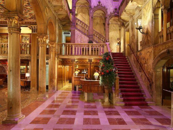 Vcelc Palazzo Hall