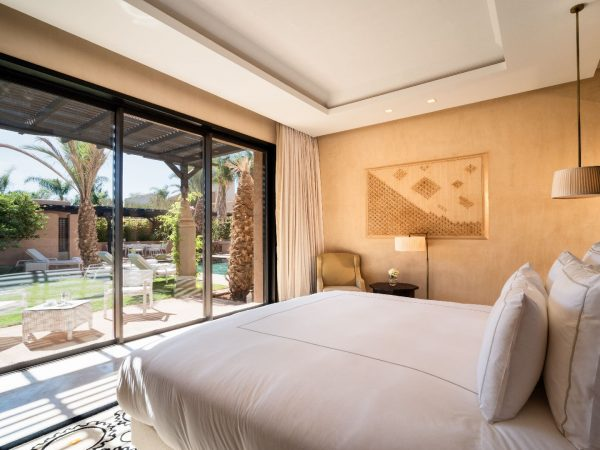 Fairmont Royal Palm Marrakech Princes Villa