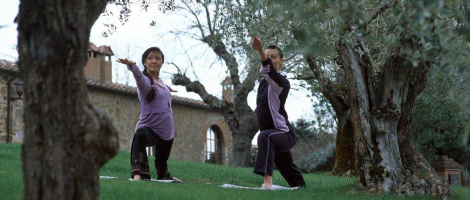 Castel Monastero Yoga