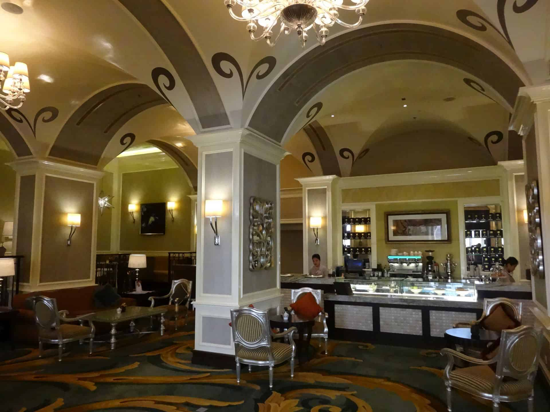 Alba lobby lounge