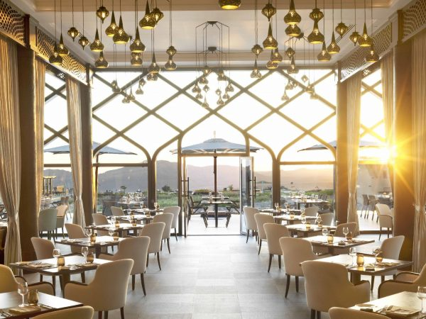 Anantara Al Jabal Al Akhdar Resort Dining Al Maisan