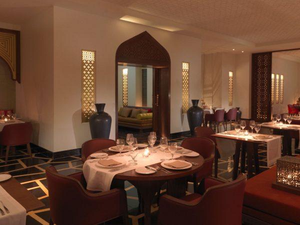 Anantara Al Jabal Al Akhdar Resort Dining Al Qalaa
